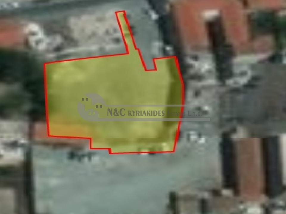 Photo #1 Residential plot for sale in Cyprus, Larnaca - City center