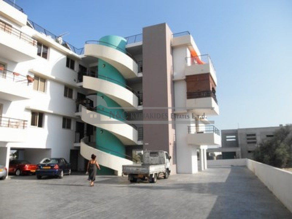 Photo #2 Apartment for sale in Cyprus, Aradhippou