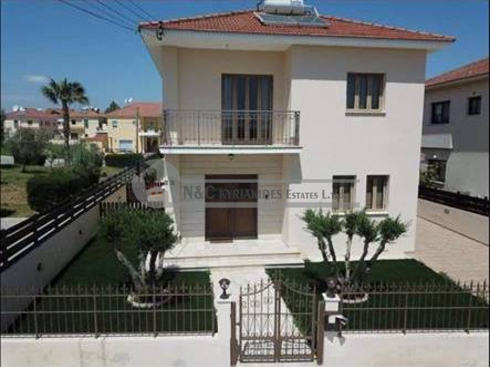 Photo #1 Detached House for sale in Cyprus, Kamares Quarters