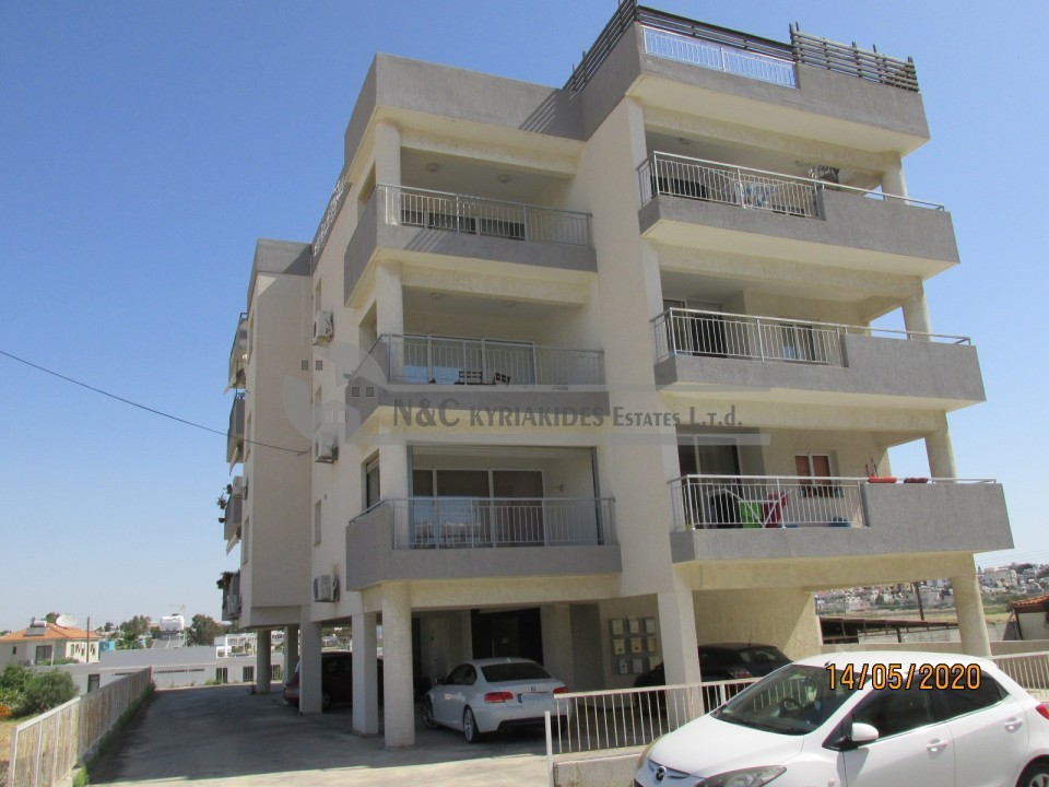 Photo #1 Apartment for rent in Cyprus, Kamares Quarters