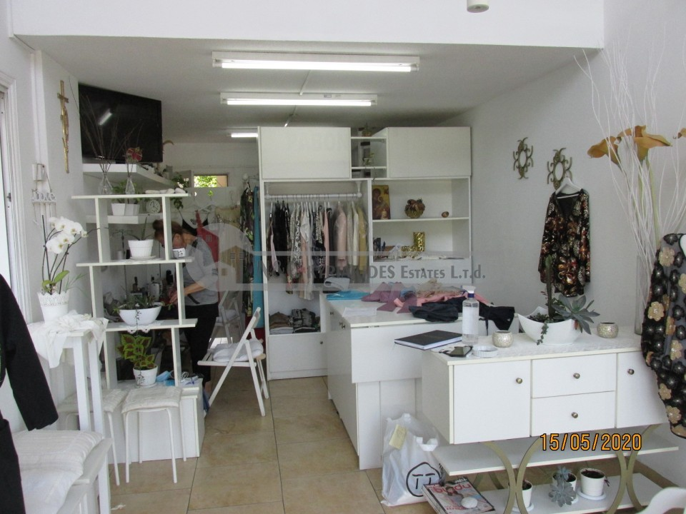 Photo #1 Shop for sale in Cyprus, New Hospital Area