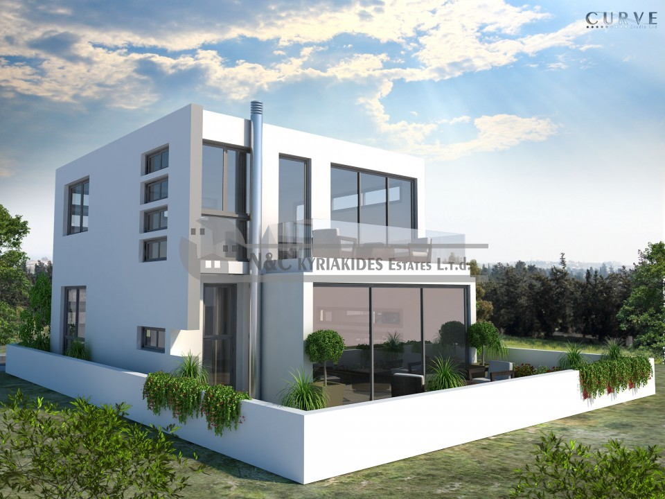 Photo #2 Detached House for sale in Cyprus, Dromolaxia