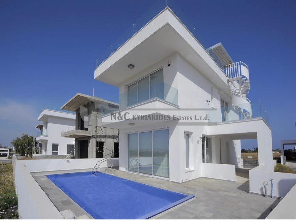 Photo #14 Detached House for sale in Cyprus, Dromolaxia