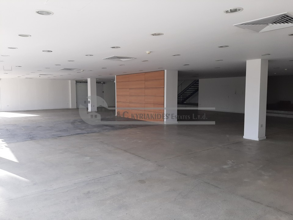 Photo #1 Showroom for rent in Cyprus, Aradhippou