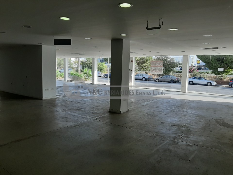 Photo #5 Showroom for rent in Cyprus, Aradhippou