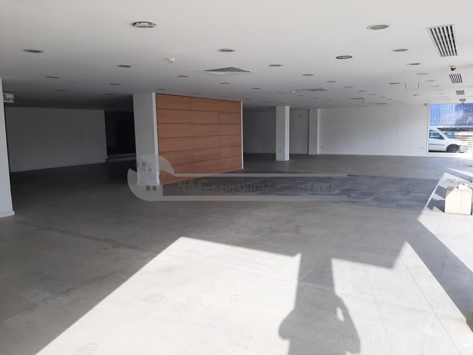 Photo #6 Showroom for rent in Cyprus, Aradhippou