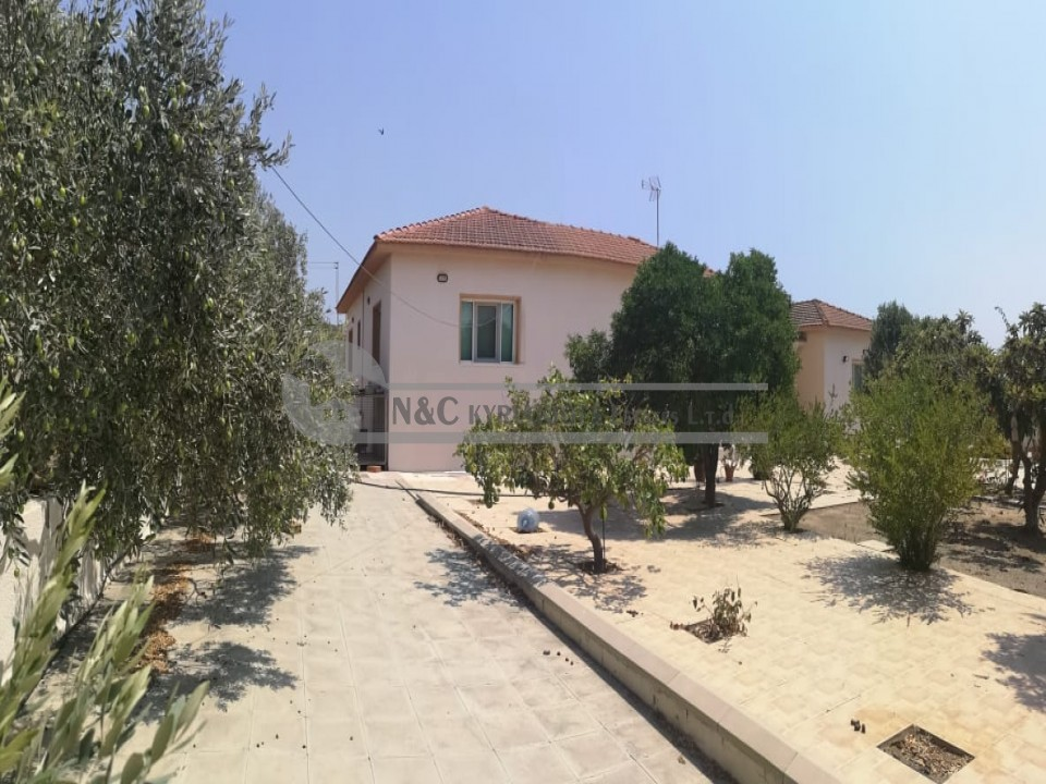 Photo #1 Detached House for sale in Cyprus, Pyla