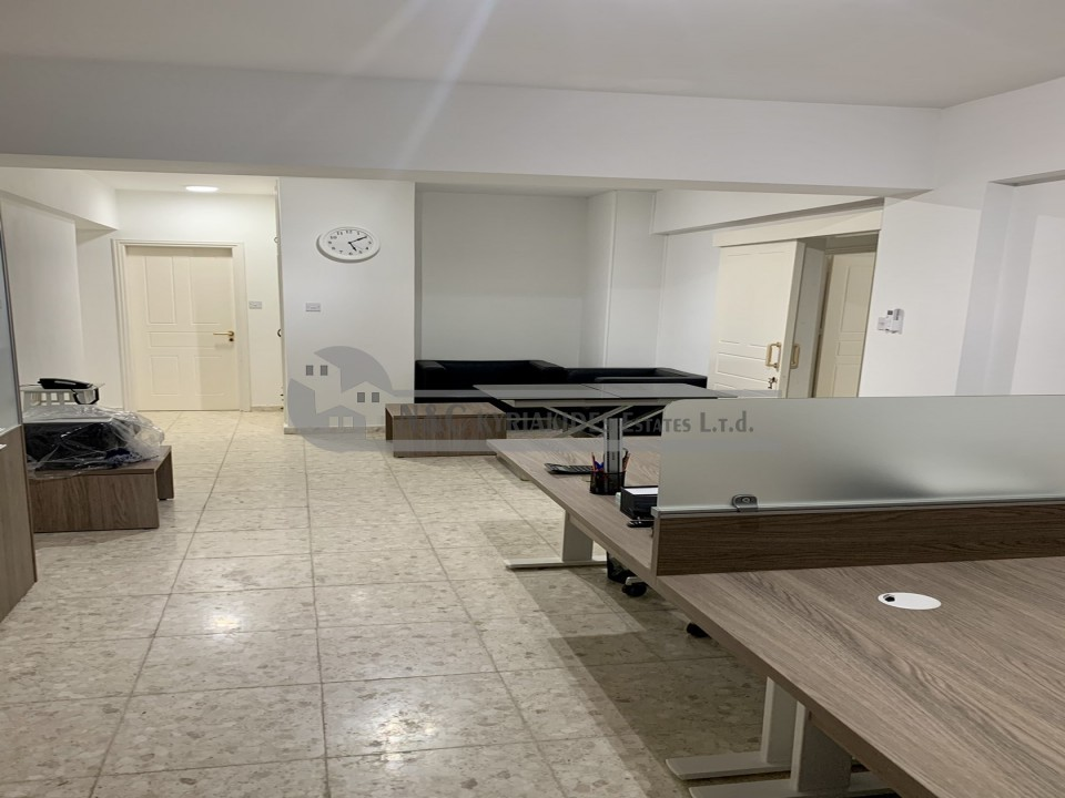 Photo #1 Office for rent in Cyprus, Larnaca - City center