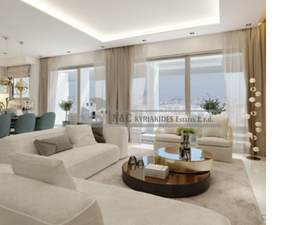 Photo #4 Apartment for sale in Cyprus, Larnaca - City center