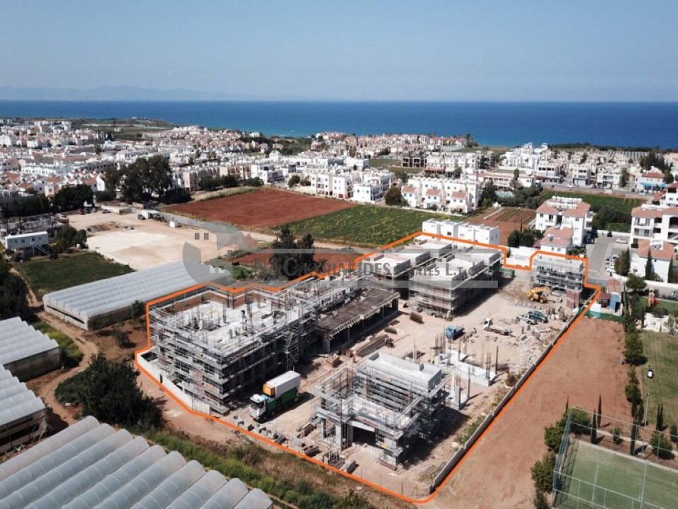 Photo #2 Apartment for sale in Cyprus, Kapparis