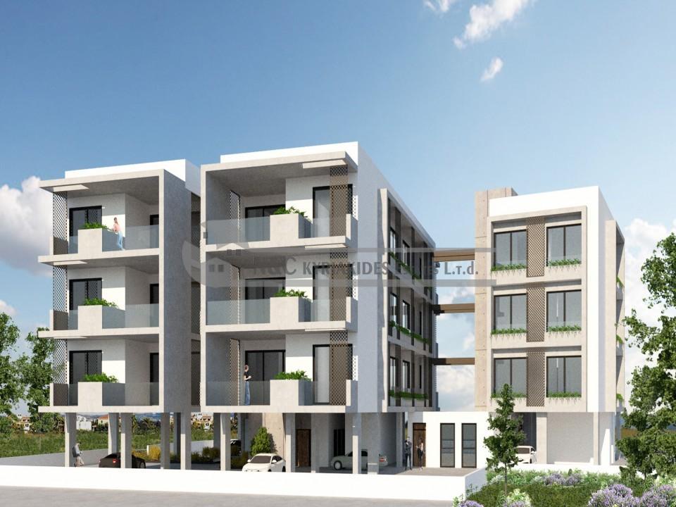 Photo #1 Apartment for sale in Cyprus, Vergina Quarters