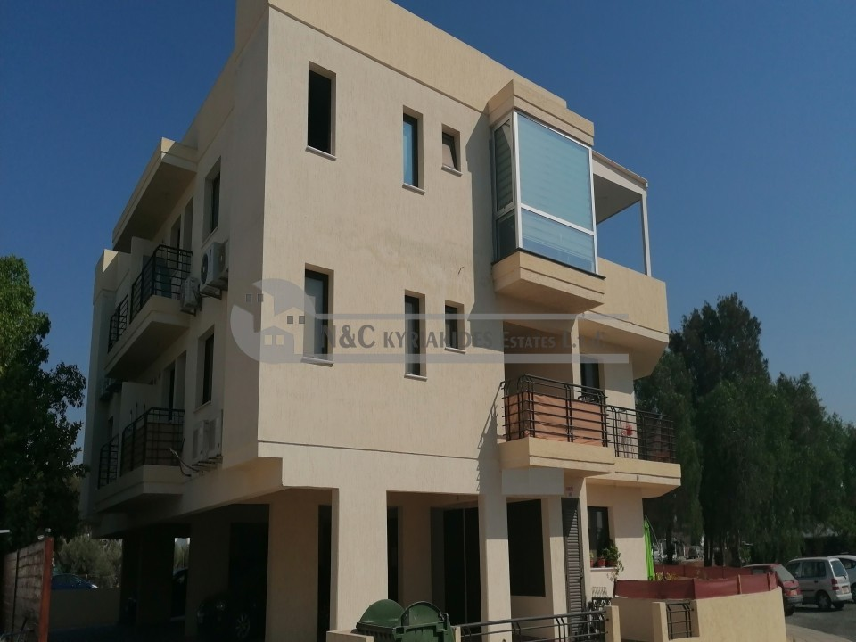 Photo #1 Apartment for sale in Cyprus, Livadia