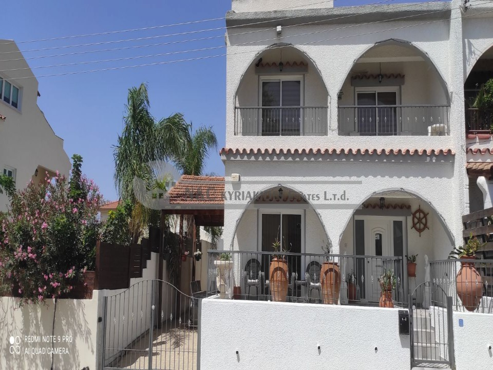 Photo #1 Semi Detached House for rent in Cyprus, Oroklini