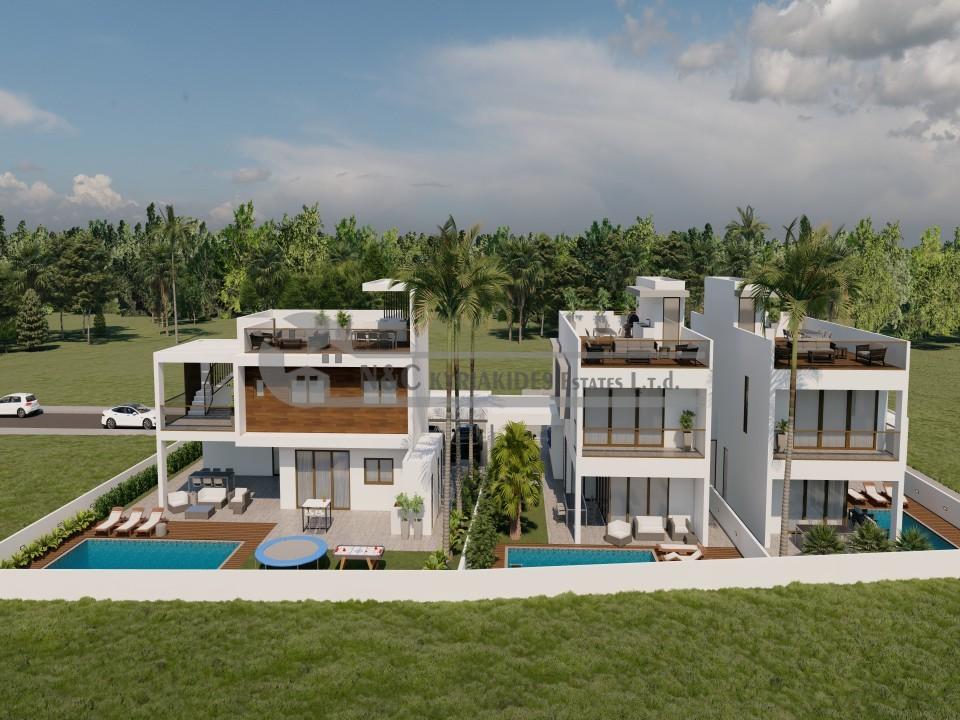 Photo #2 Villa for sale in Cyprus, Kiti