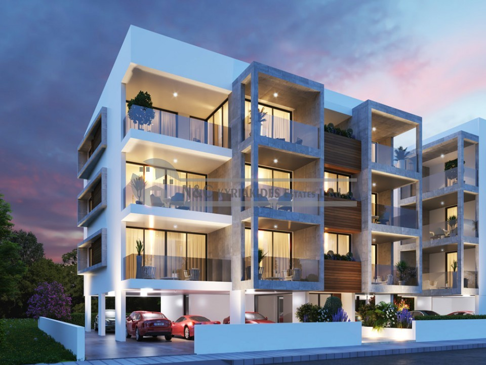 Photo #3 Apartment for sale in Cyprus, Livadia