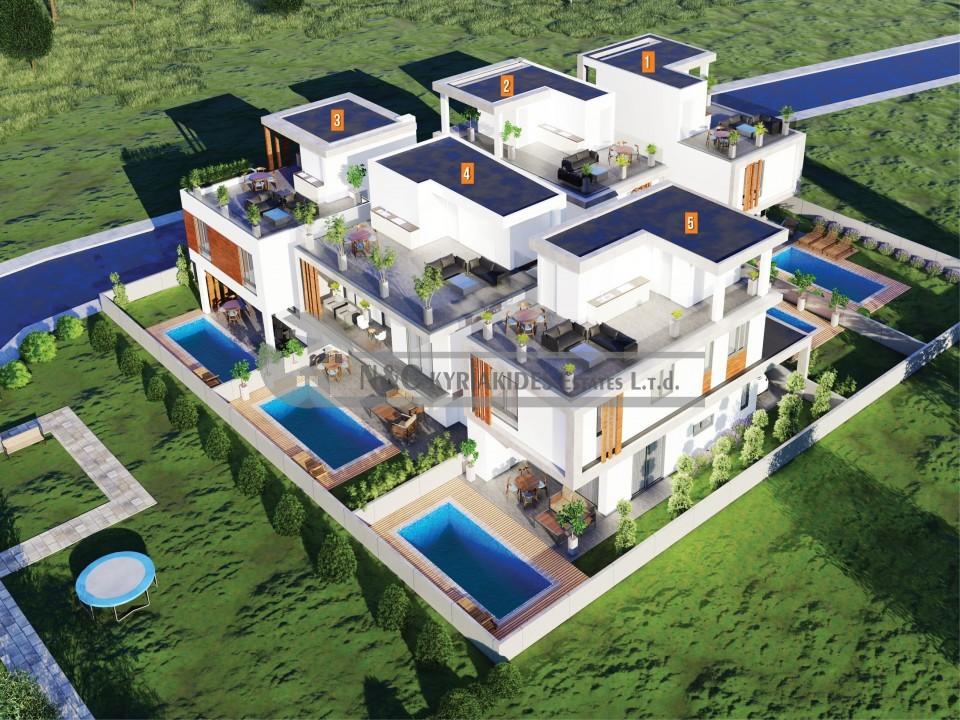 Photo #1 Villa for sale in Cyprus, Livadia