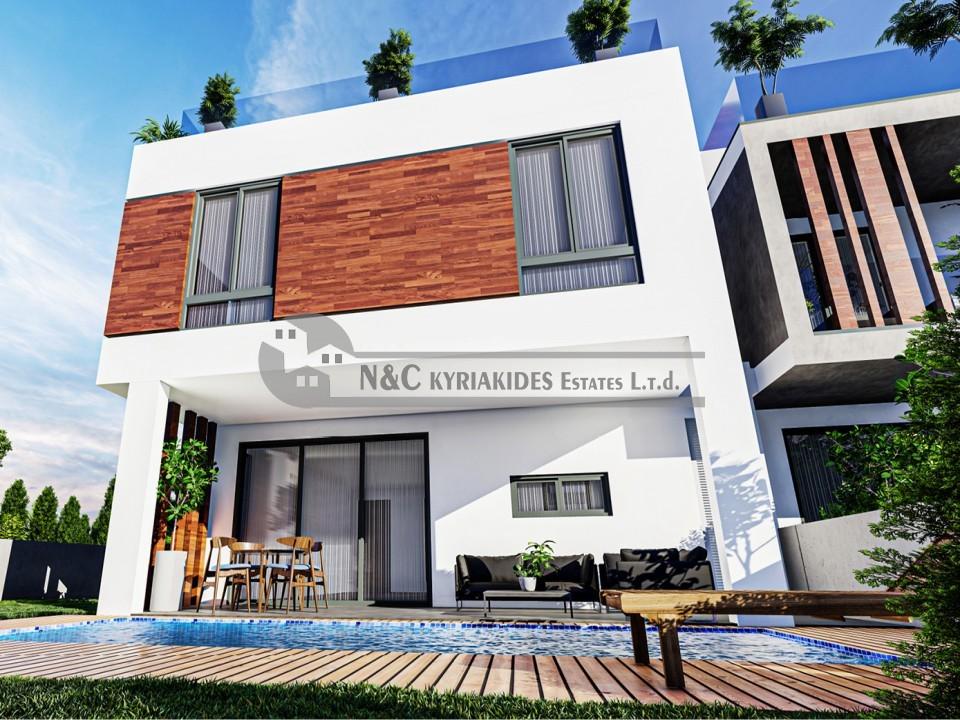 Photo #3 Villa for sale in Cyprus, Livadia