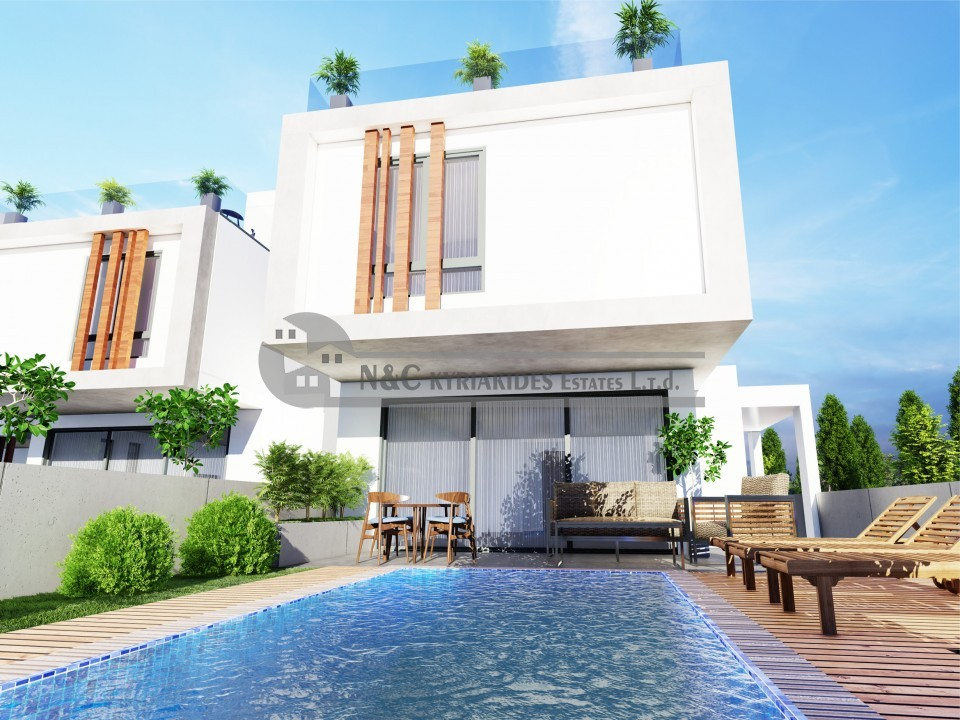 Photo #4 Villa for sale in Cyprus, Livadia