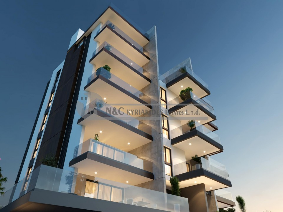 Photo #1 Apartment for sale in Cyprus, Makenzy