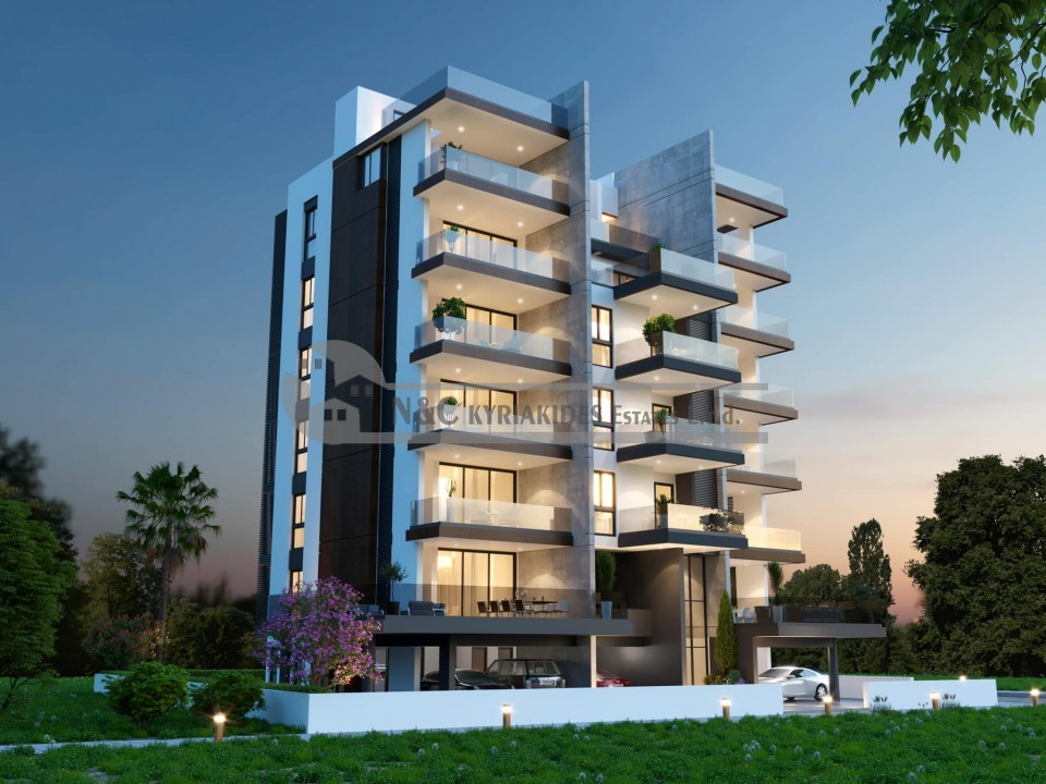 Photo #6 Apartment for sale in Cyprus, Makenzy