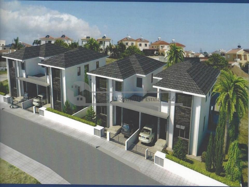 Photo #1 Detached House for sale in Cyprus, Livadia