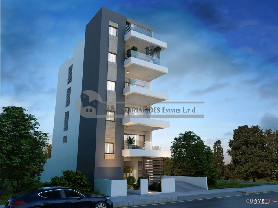 Photo #1 Apartment for sale in Cyprus, Larnaca - City center